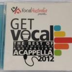GET VOCAL 2012: Best Of Contemporary Australian A Cappella