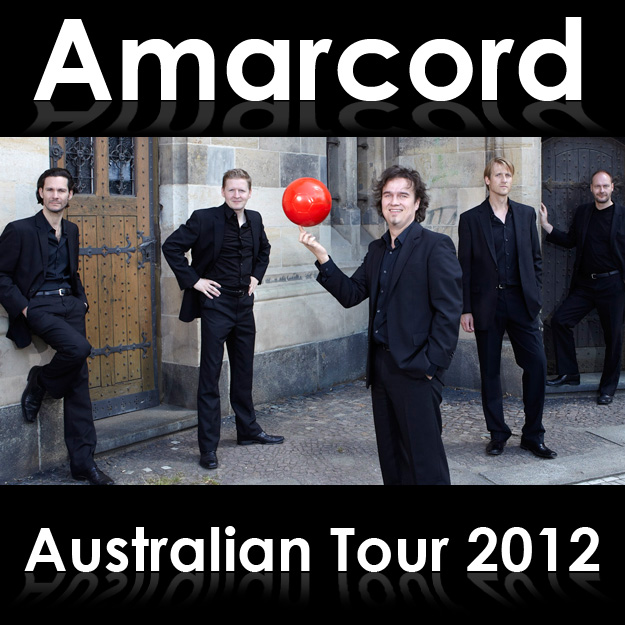 Amarcord Melbourne Ticket Competition