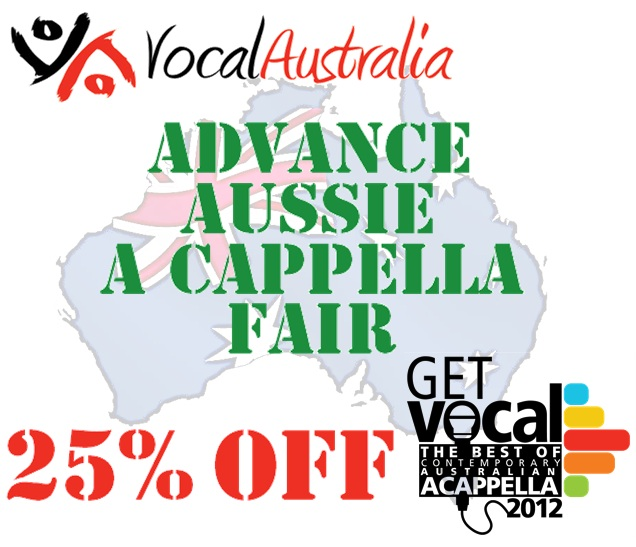 Advance Aussie A Cappella Fair
