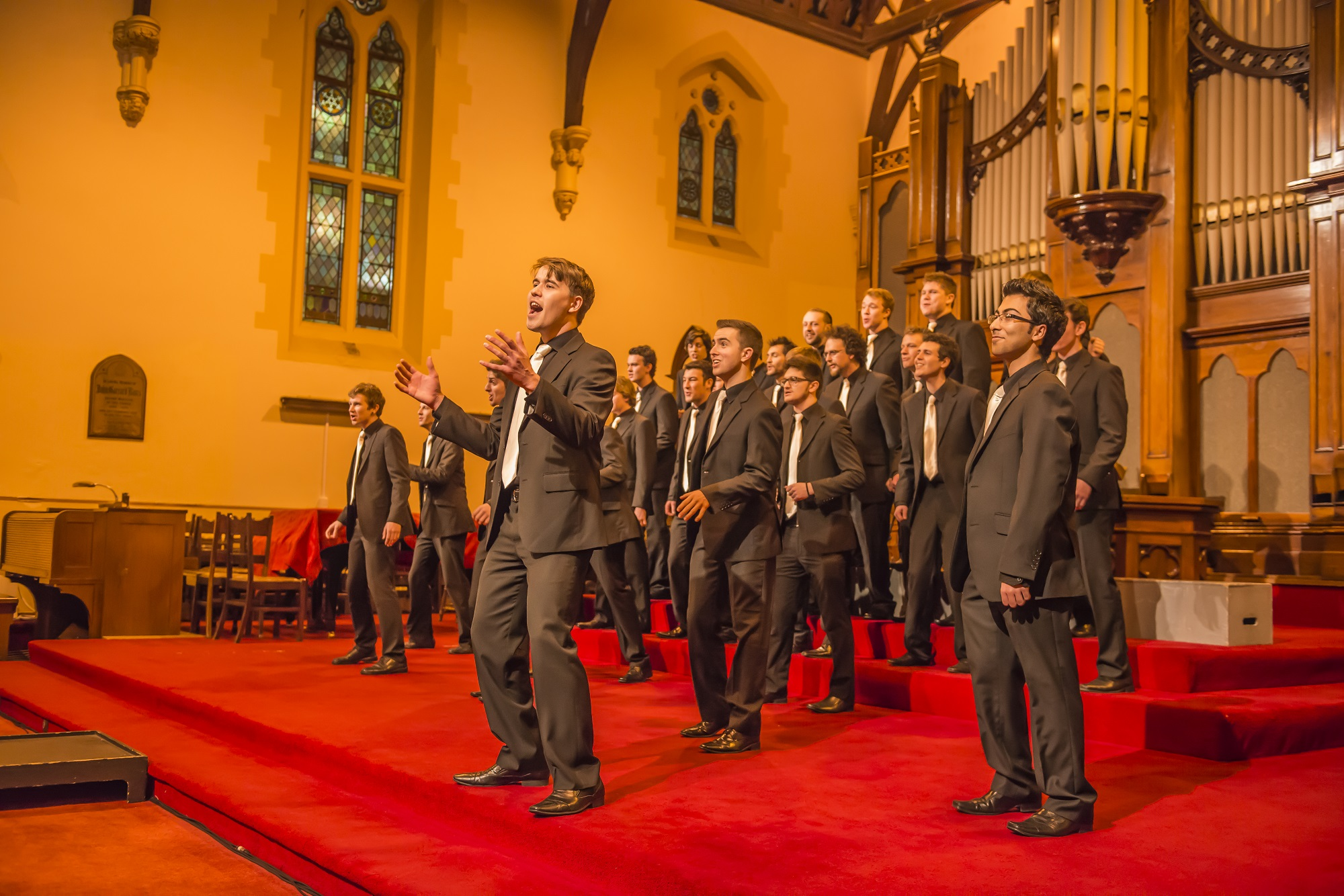 SILVER MEMBER FEATURE: Festival Statesmen Youth Chorus