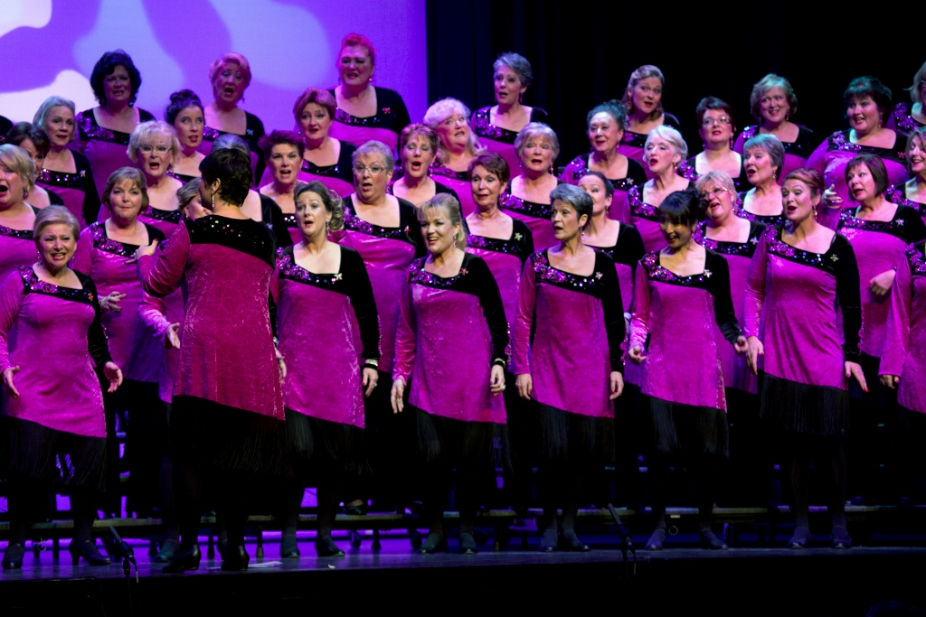 SILVER MEMBER FEATURE: Endeavour Harmony Chorus