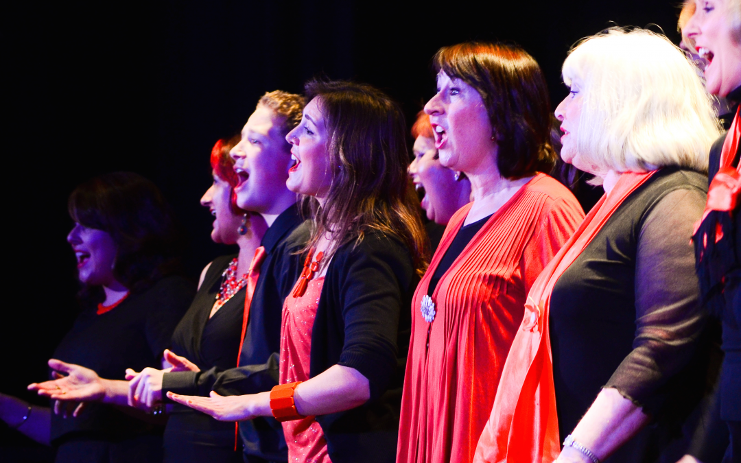 AUSACA Feature: Sydney Vocal Project