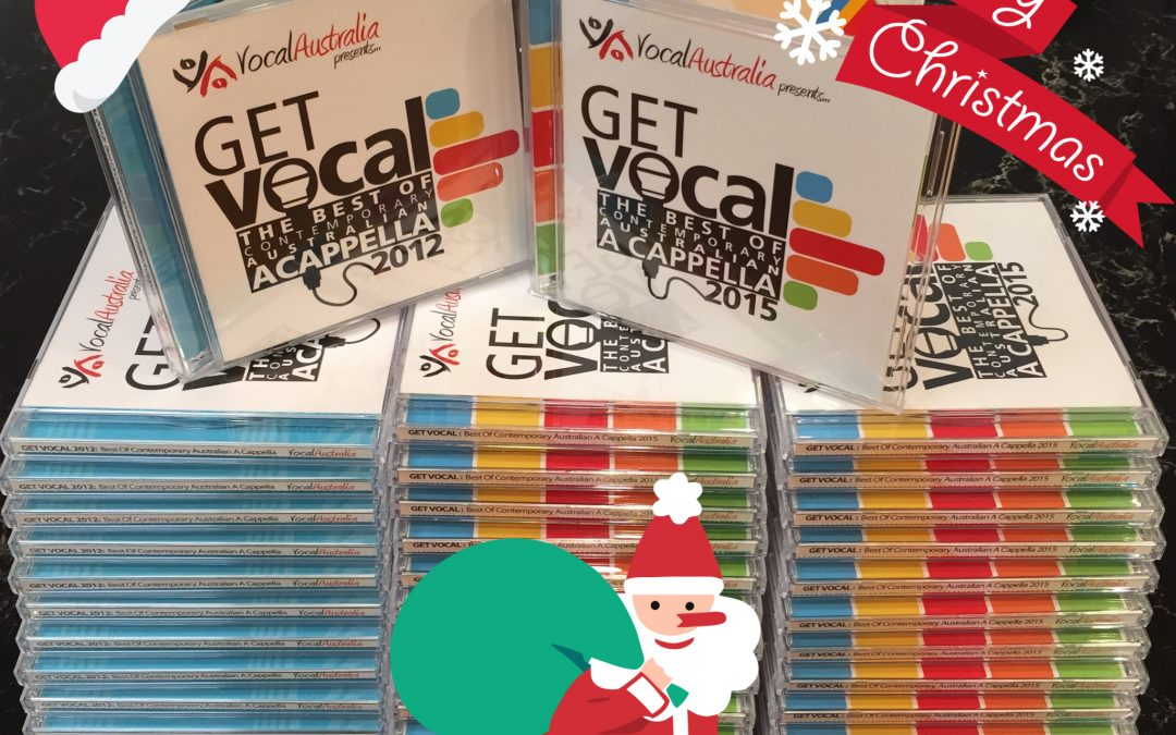 GET VOCAL CD Bundle