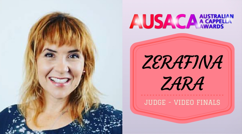 AUSACA Video Judge – Zerafina Zara