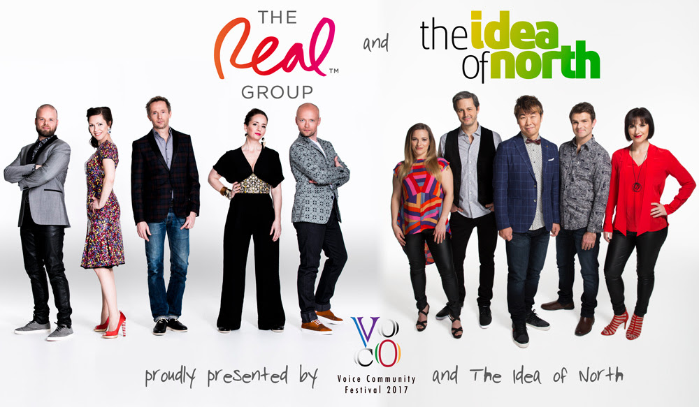 The Real Group – Competition