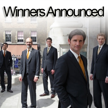 The King's Singers Competition