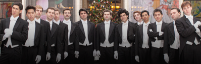 REVIEW: The Whiffenpoofs (Yale, USA)