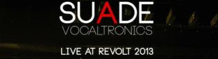 REVIEW: SUADE – VocalTronics Live DVD