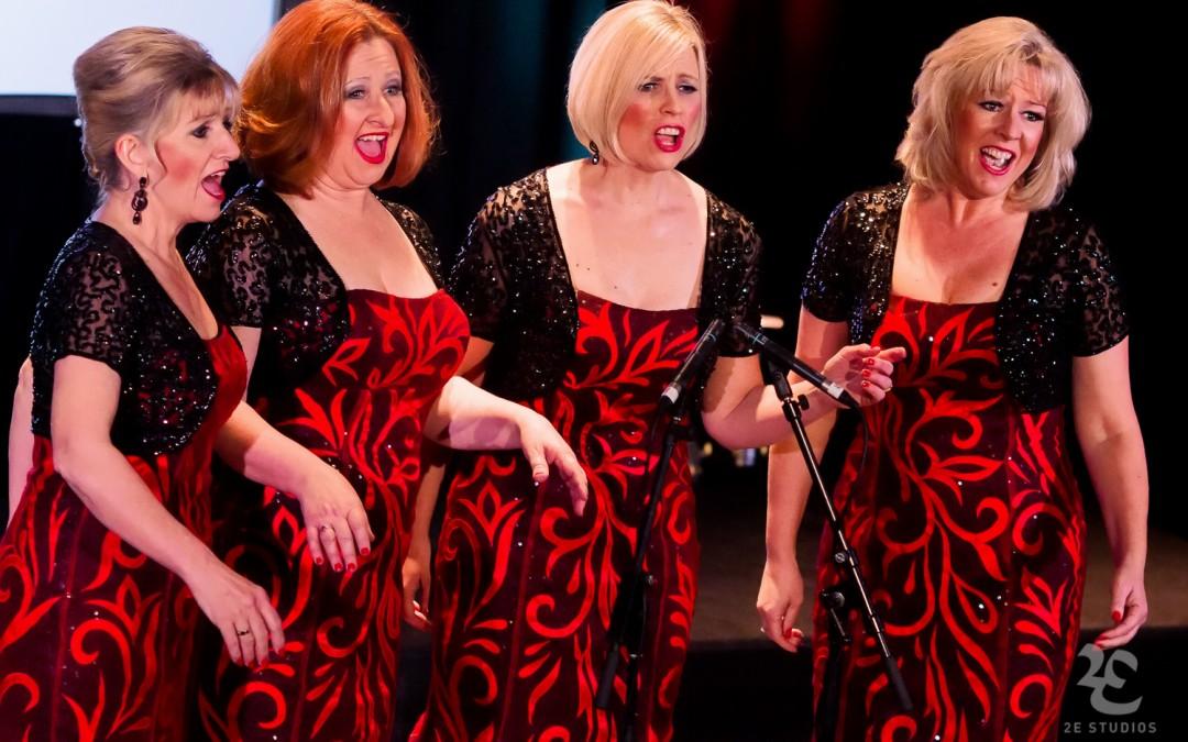 AUSACA FEATURE: Sista! Quartet