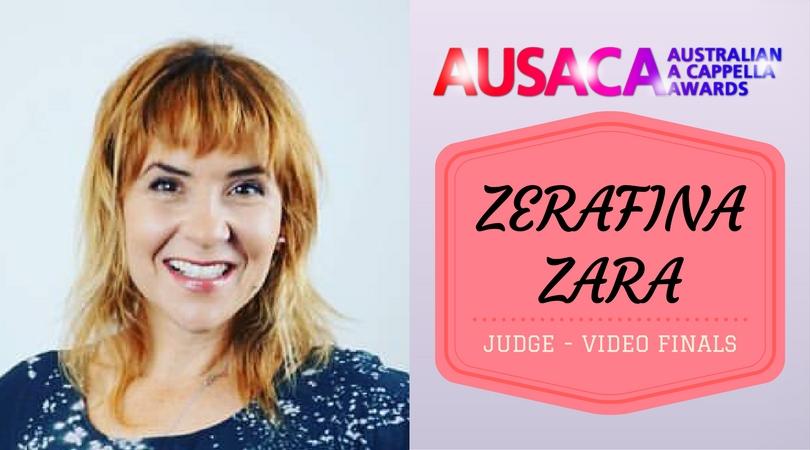 AUSACA Video Judge – Zerafina Zara