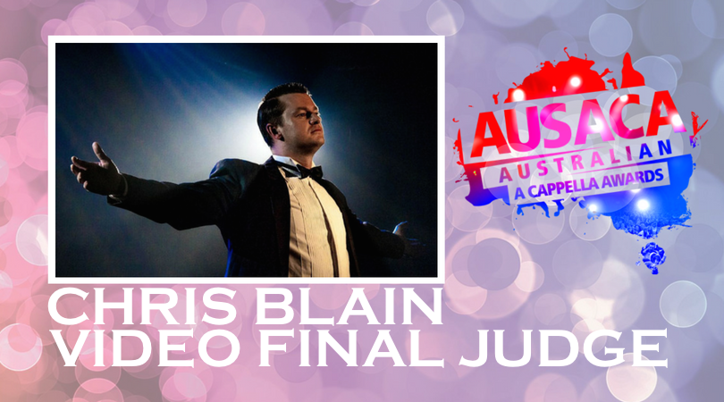 AUSACA Video Judge – Chris Blain
