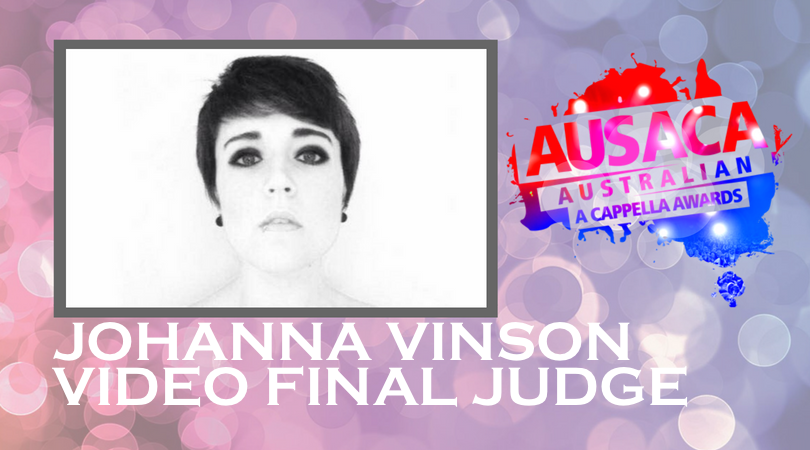 AUSACA Video Judge – Johanna Vinson